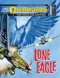 Commando For Action And Adventure 5323 Across The Fence Issue