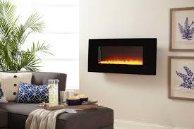 wi fi smart led wall mounted fireplace