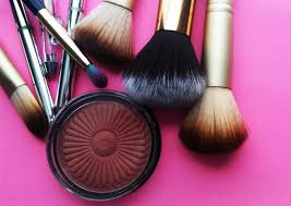 makeup tools brushes and sponges