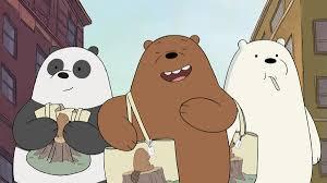 صور خلفيات كرتونية من مسلسل الدببة الثلاثة صور الاطفال مج