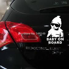 Car Stickers White Go Fishing Sticker Reflective Tape Waterproof Car Decal Ne Me