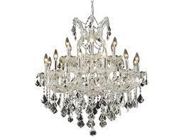 elegant lighting maria theresa 19 light