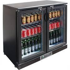 commercial bar fridges freezers