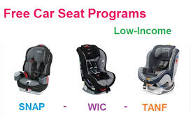 car seat if you re a low income pa