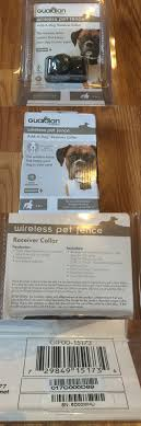 Electronic Fences 116388 Guardian By Petsafe Wireless Pet Fence Add A Dog Receiver Collar Gif00 15173 New Buy It Now Only 59 99 On Eb Pet Fence Ebay Pets