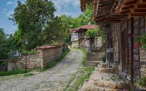 Download Wallpapers Zheravna Old Houses Ethnographic Museum