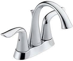 delta faucet lahara centerset bathroom