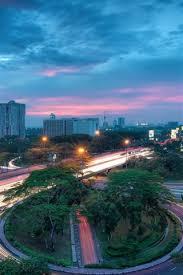 wallpaper indonesia jakarta city