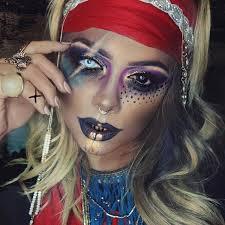pirate makeup makeup
