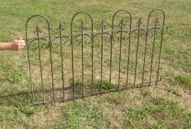 Wrought Iron Decorative Mexican Fence