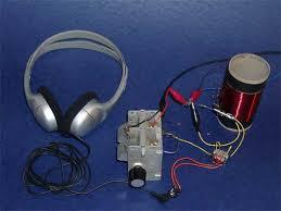 building a crystal radio set