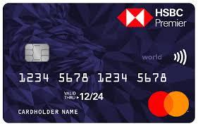 get a premier credit card hsbc qa