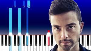 Diodato - Fai rumore (Piano Tutorial) - YouTube
