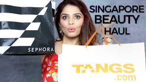sephora haul singapore best makeup
