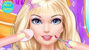 fashion doll s makeover android