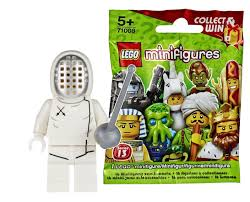 Fencer Lego Minifigure Series 13 New Collectible 71008 Gamersjo Com