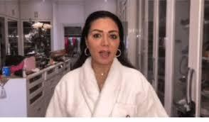 رانيا يوسف بالبشكير بعد الشاور