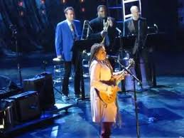 2018 Rock & Roll Hall of Fame Questlove/Felicia Collins/Paul Shaffer SISTER  ROSETTA THARPE Tribute - YouTube