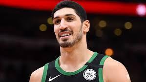 Celtics' Enes Kanter missing teammates, locker room with season on ...