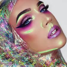 neon makeup trend insram s latest