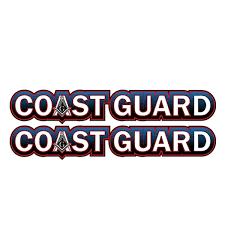15cm X 2 5cm 2pcs Masonic Freemason Coast Guard Decals Car Styling Vinyl Car Stickers Diy Car Body Decals Wish