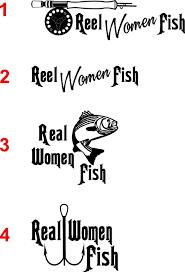 Savage Designs Custom Decals And Graphics Fishing Women Custom Decals Fishing Shirts