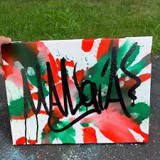 Wall Art Mangia Custom Canvas Poshmark
