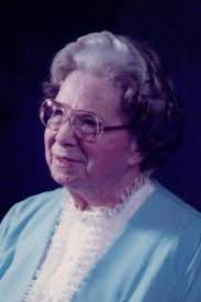 Myrtle Williams North « Altmeyer Obituary Archive