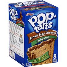 pop tarts toaster pastries unfrosted