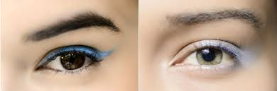 5 easy tips for wearing blue eye makeup
