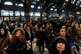 Coronavirus Lombardia chiusa: la fuga di massa alla stazione di Milano