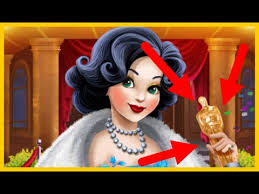 snow white hollywood glamour princess