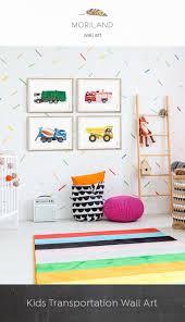 Garbage Truck Print Transportation Wall Art Toddler Boy Etsy In 2020 Toddler Room Decor Boys Room Decor Toddler Boys Room