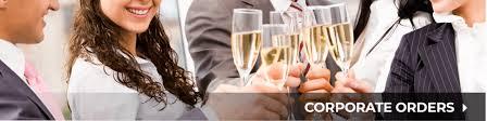 parties weddings corporate orders
