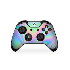 Trippy Xbox One Controller Skin Decal Pack Of 2 The Decal Bros
