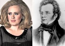 Adele's music owes a debt to Franz Schubert according to new BBC show  analysing music 'from the Stone Age to the Digital Age' | The Independent