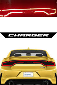 Amazon Com Gridready 2015 2020 Dodge Charger Tail Light Decal Racetrack Text Sticker Overlay Fits 2015 2016 2017 2018 2019 2020 Model Taillight Charger Accessories Arts Crafts Sewing