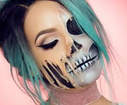 zombie makeup tutorials that are easy