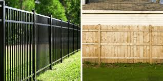 Aluminum Vs Wood Fence Which Is Better For Your Home