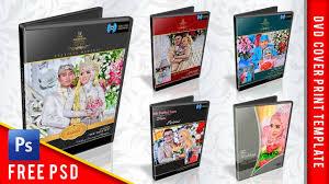 wedding cover dvd design free psd