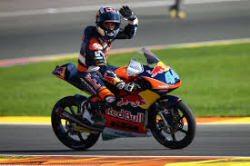 Miguel Oliveira finishes 2015 as Moto3 World Championship runner-up after  Valencia victory – Ajo Motorsport