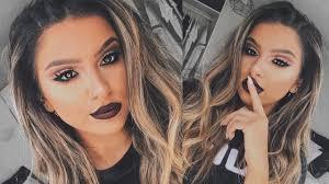 fall makeup tutorial 2017 cut crease