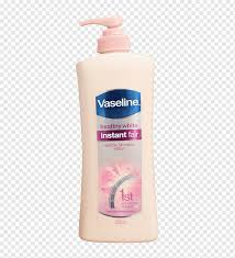 lotion vaseline healthy