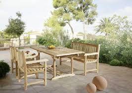 garden furniture sam teak wood garden
