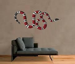 Snake Wall Decal Sticker C367 Ebay