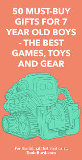 50 must gifts for 7 year old boys