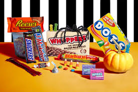 100 calories of candy the