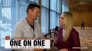 One-on-One: CBS Analyst Adam Archuleta on Bengals vs Seahawks