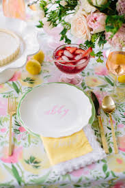 throwing the perfect bridal shower