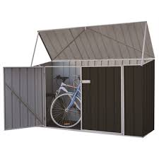 Absco Sheds 2 26 X 0 78 X 1 31m Bike Shed Monument Bunnings Warehouse